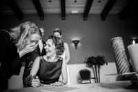 Tekenen huwelijksakte. Foto: Nickie Fotografie