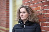 Marleen Bode, uitvaartbegeleider, ceremoniespreker en trouwambtenaar